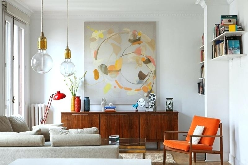 Living Room Wall Canvas – Ironweb (Image 10 of 15)