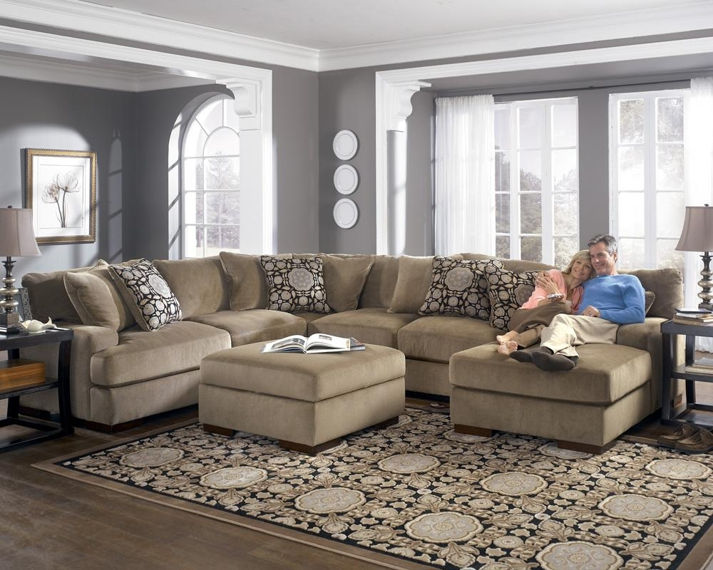 Looking For Something Like This In Gray Or Pewter!! Grenada – Mocha In Knoxville Tn Sectional Sofas (Image 8 of 10)