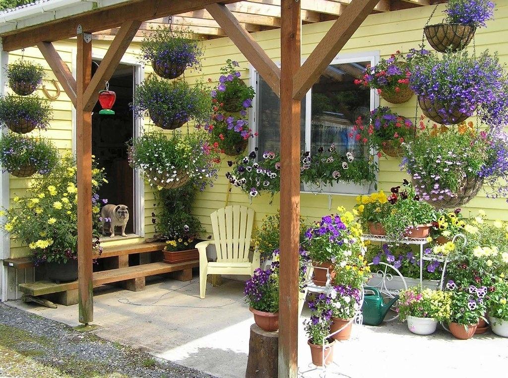 Lovable Garden Wall Decor Ideas Garden Wall Decorations Design Inside Garden Wall Accents (Image 10 of 15)