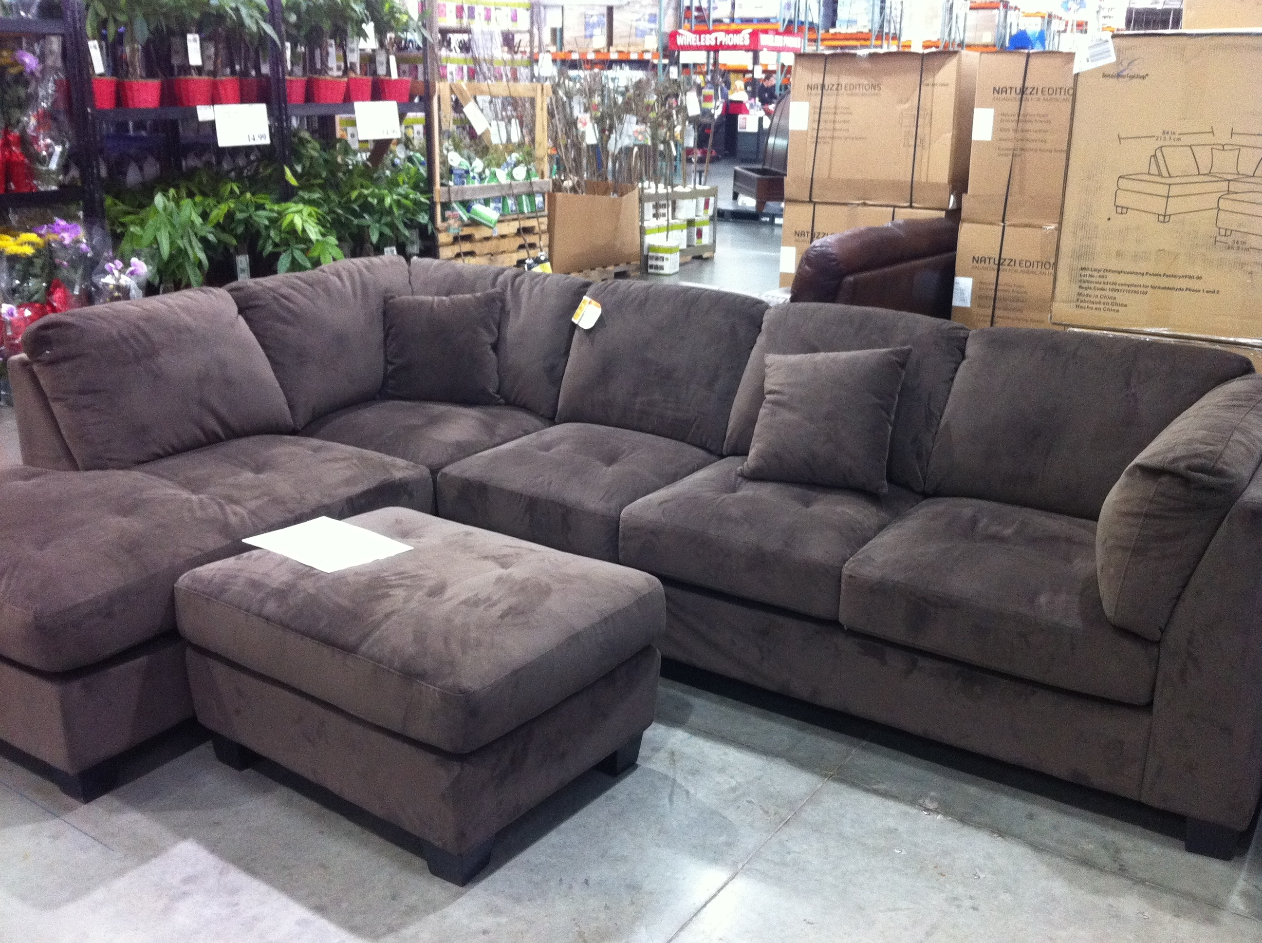Lovely Costco Furniture Sofa With Furniture Costco Sectional Sofa Regarding Sectional Sofas At Costco (View 7 of 10)