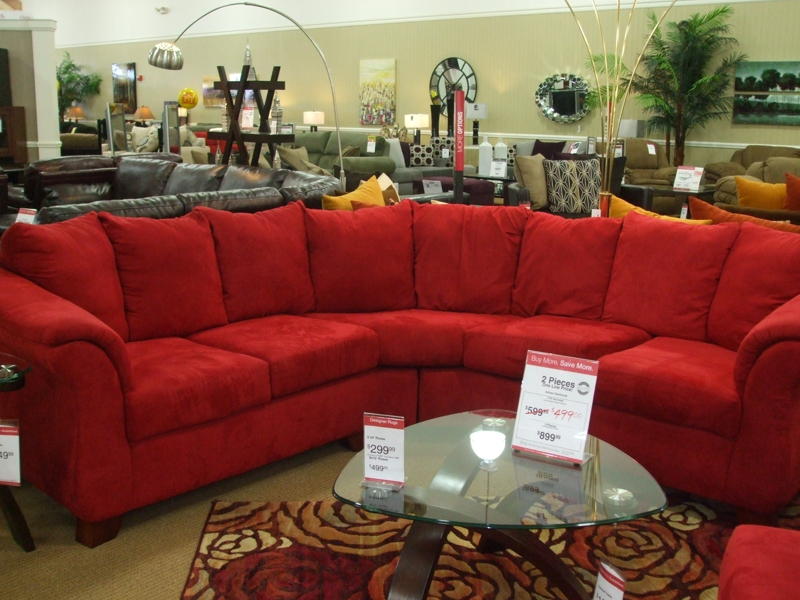 Lovely Value City Sectional Sofa 66 About Remodel Sofas And Couches Regarding Value City Sectional Sofas (View 3 of 10)