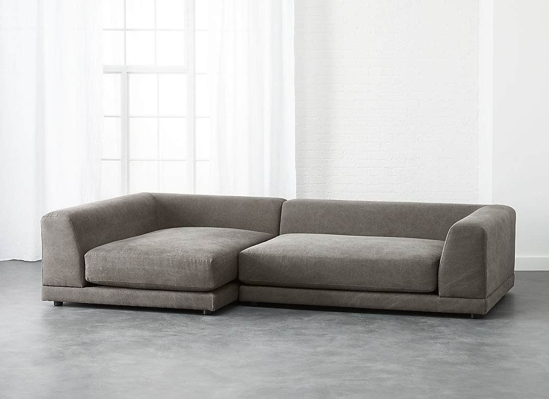Low Seating Sofa Sofas Together With Wonderful Interior Trends Regarding Low Sofas (Image 6 of 10)