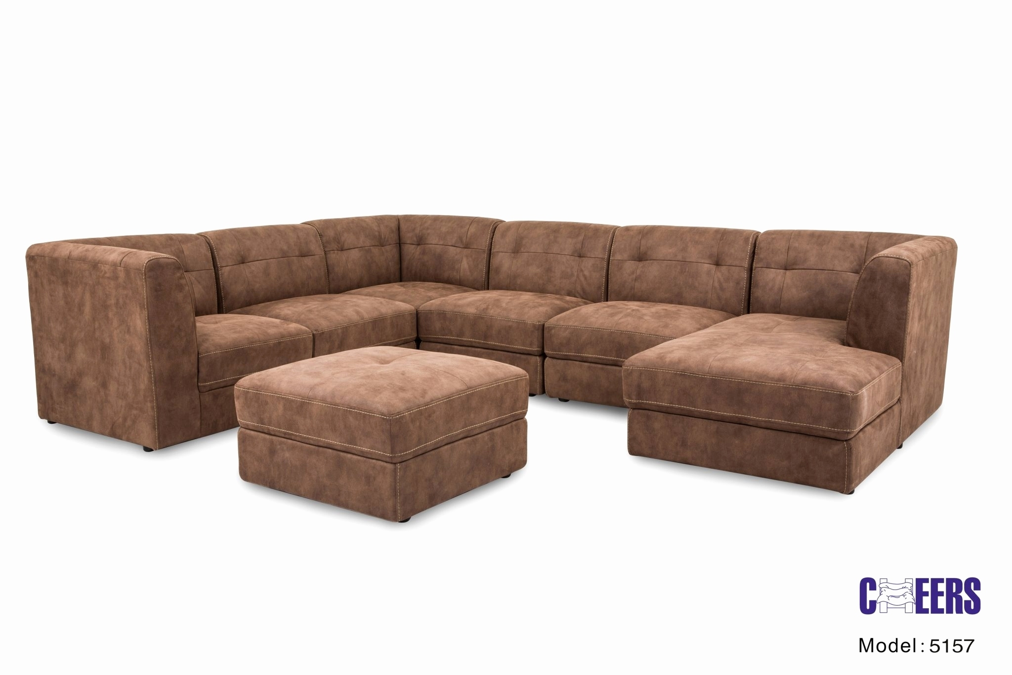 Luxury 6 Piece Sectional Sofa 2018 – Couches Ideas Inside Sam Levitz Sectional Sofas (Image 8 of 10)