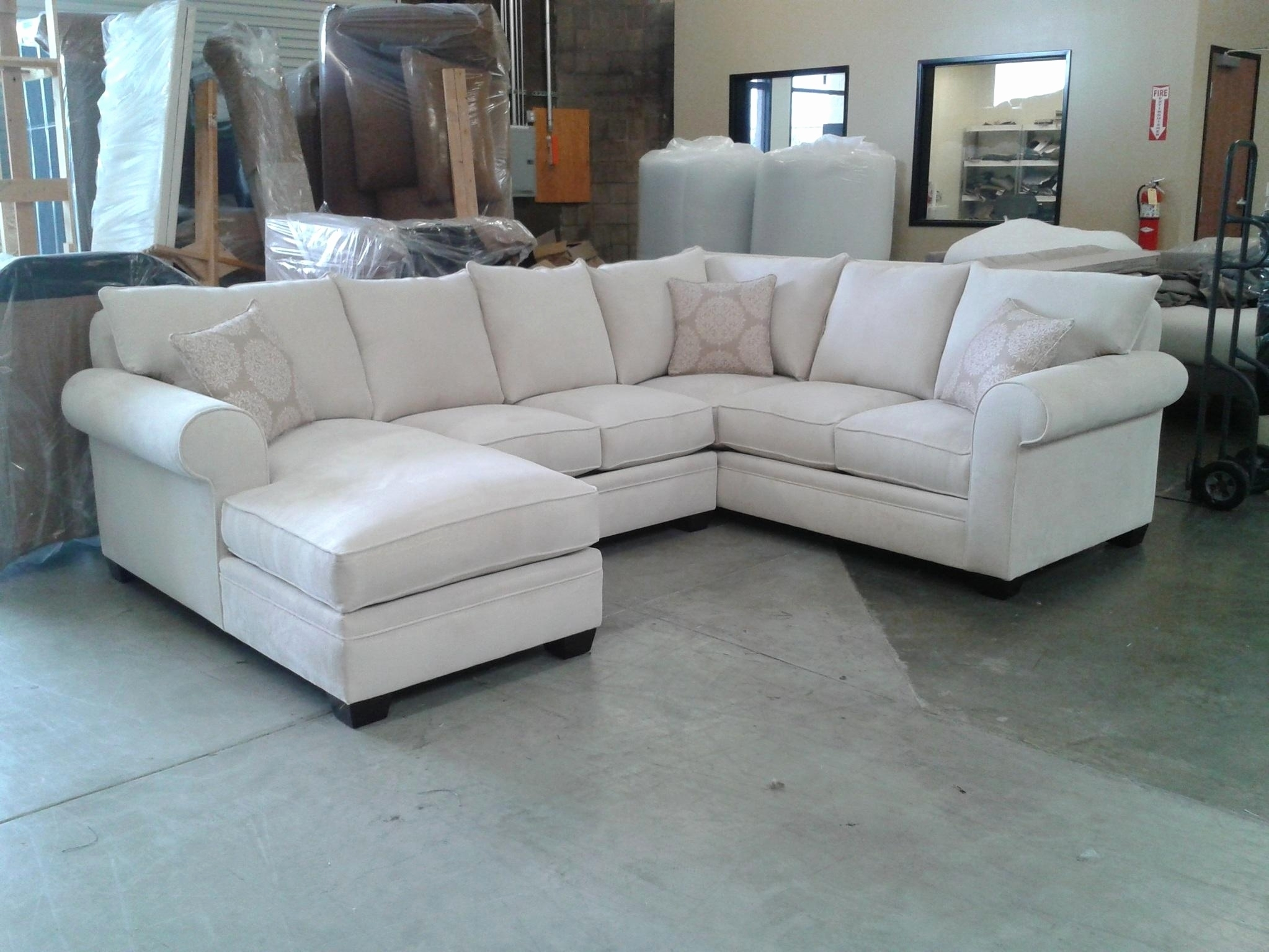 Luxury Down Sectional Sofa 2018 – Couches Ideas Within Down Sectional Sofas (Image 4 of 10)