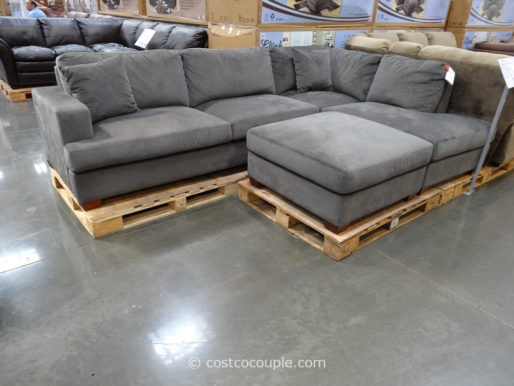 Luxury Gray Sectional Sofa Costco 35 For Your Sofa Design Ideas With Pertaining To Home Furniture Sectional Sofas (Image 5 of 10)