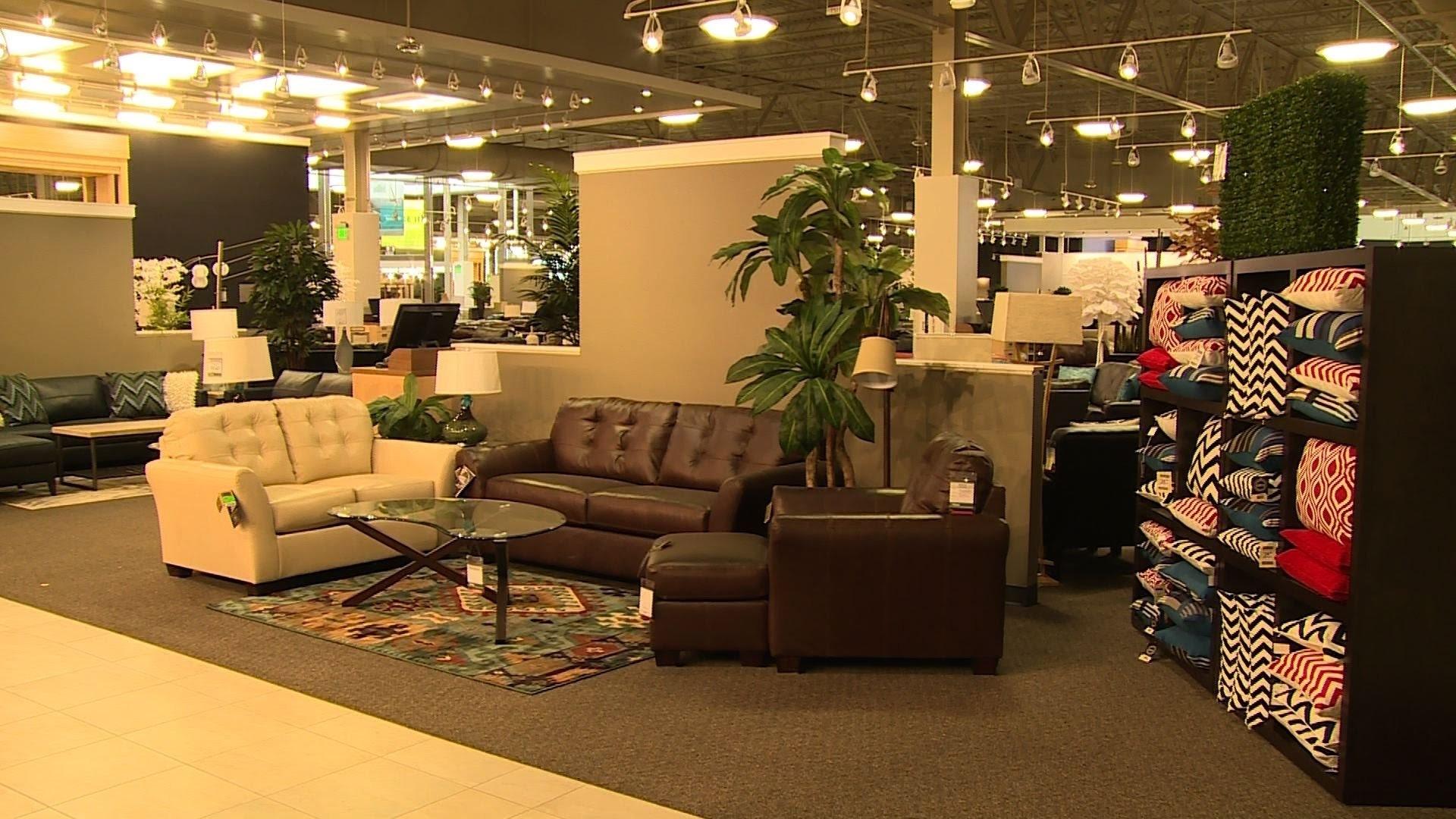 Luxury Sectional Sofa Nebraska Furniture Mart – Buildsimplehome Pertaining To Nebraska Furniture Mart Sectional Sofas (View 9 of 10)