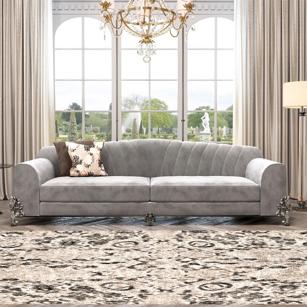 Luxury Sofas Exclusive High End Designer Sofas Luxury European With Regard To Luxury Sofas (Image 6 of 10)