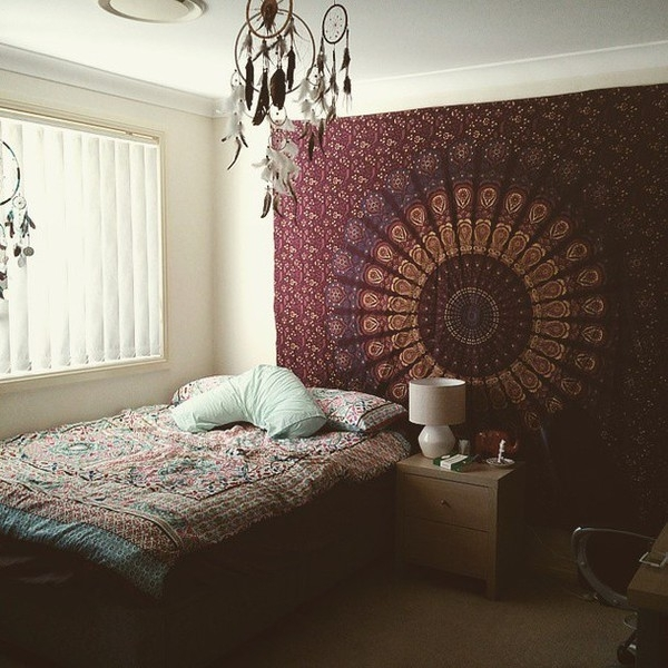 Magical Thinking Odette Medallion Tapestry – Urban Outfitters For Fabric Wall Art Urban Outfitters (View 2 of 15)