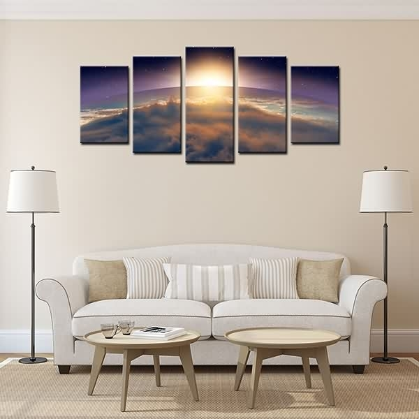 Manufactur Standard Framed Wall Art For Home Decor Sun On Earth With Cape Town Canvas Wall Art (Image 11 of 15)
