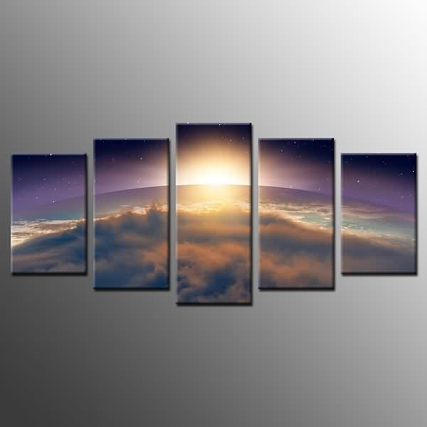 Manufactur Standard Framed Wall Art For Home Decor Sun On Earth Within Cape Town Canvas Wall Art (View 7 of 15)