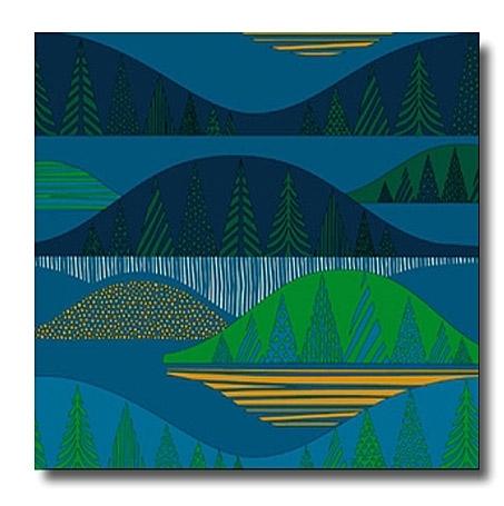 Marimekko Fabric Wall Hangings | Just Another WordPress Weblog Throughout Scandinavian Fabric Wall Art (Image 10 of 15)