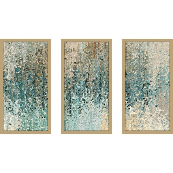 """Mark Lawrence """"romans 8 39 Max"""" Framed Plexiglass Wall Art Set Of Intended For Overstock Abstract Wall Art (Image 10 of 15)"""