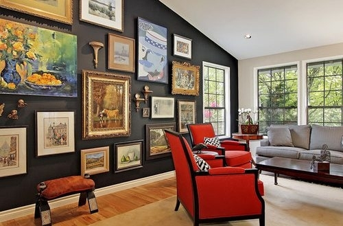 Marvelous Design Ideas Houzz Wall Art Also Gorgeous Dining Room Inside Houzz Abstract Wall Art (View 8 of 15)
