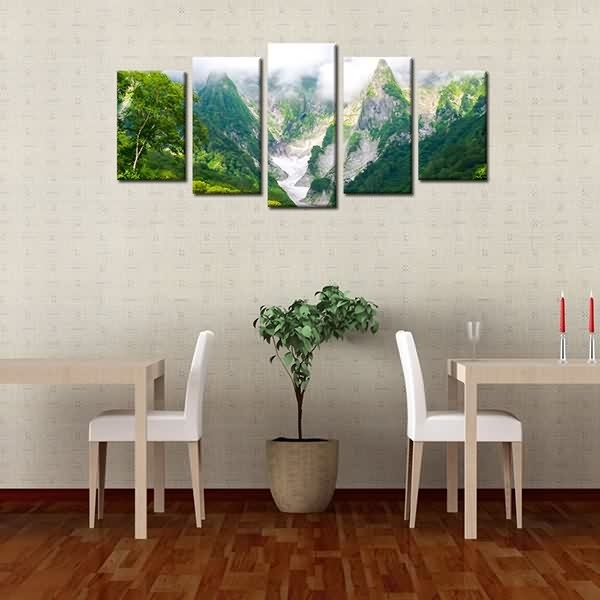 Massive Selection For Framed Landscape Canvas Print Green Mountain Within Ottawa Canvas Wall Art (View 6 of 15)