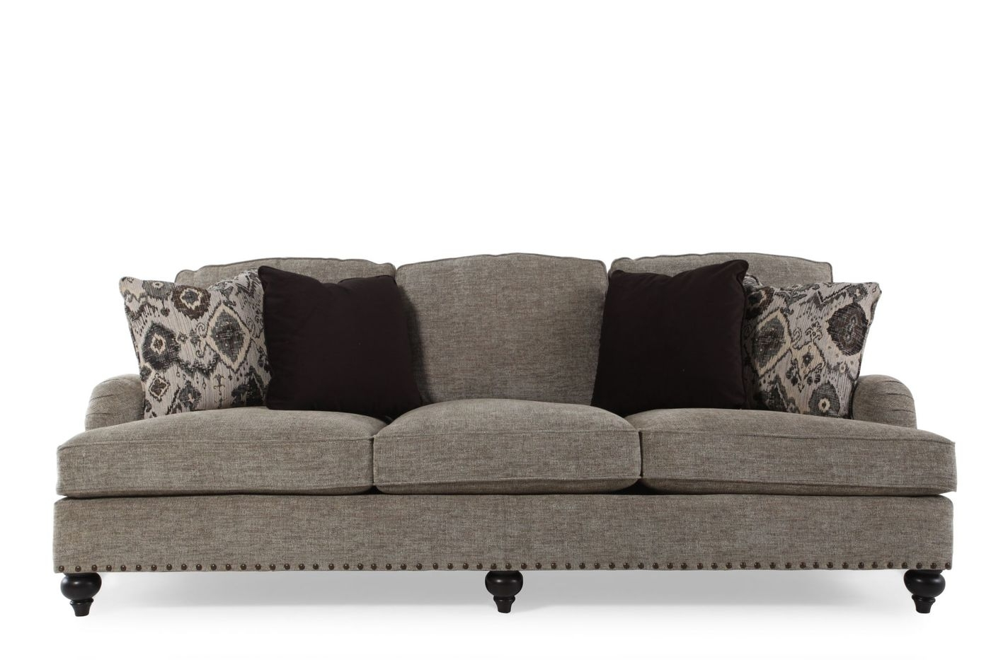 Mathis Brothers Leather Sofas – Fjellkjeden Pertaining To Mathis Brothers Sectional Sofas (Image 5 of 10)