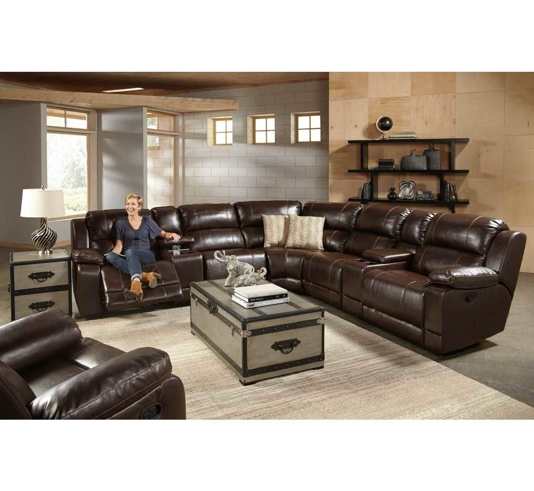 Maverick 6 Pc Sectional Sofa | Badcock &more | Home Decor Pertaining To Sectional Sofas At Badcock (View 10 of 10)