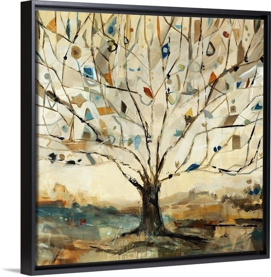 Merkaba Tree | Tree Wall Art, Framed Prints And Prints Pertaining To Funky Art Framed Prints (Image 11 of 15)