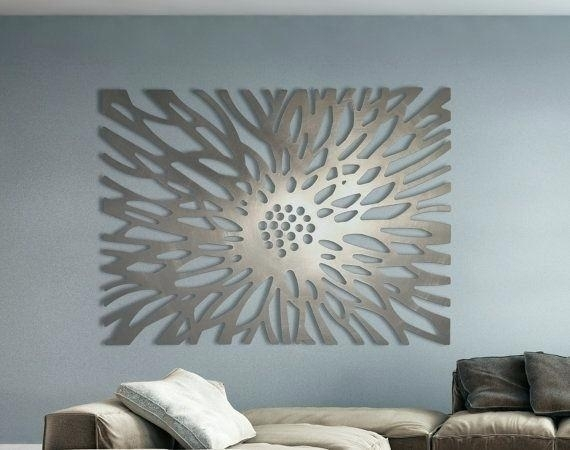 Featured Image of Kingdom Abstract Metal Wall Art