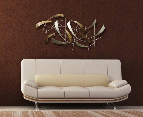Metal Wall Art At Rs 25000 Piece Iscon Cross Road Ahmedabad With Intended For India Abstract Metal Wall Art (Image 6 of 15)