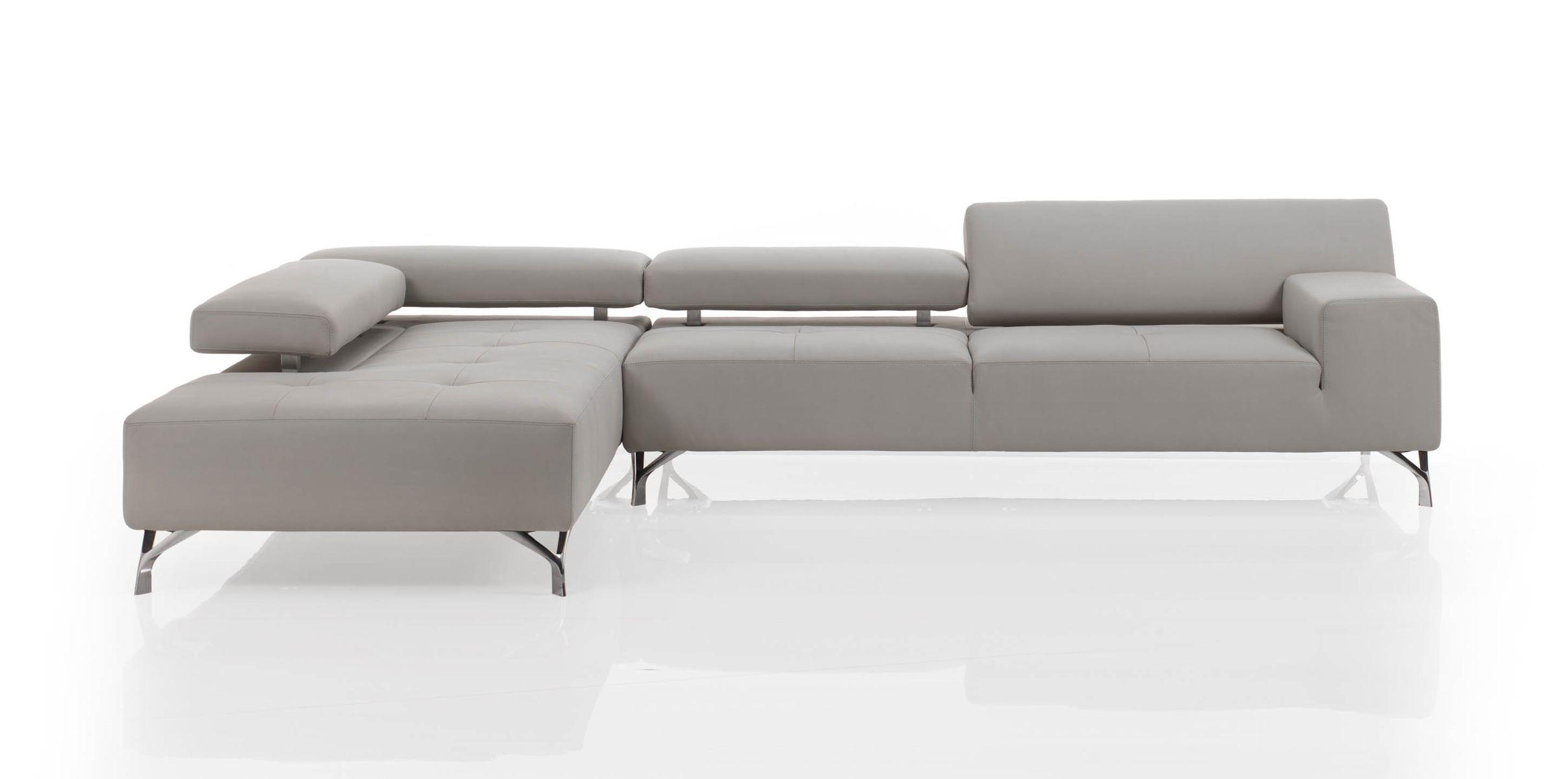 Miami Modern Sectional Sofa | Cierre Imbottiti Regarding Miami Sectional Sofas (Image 5 of 10)