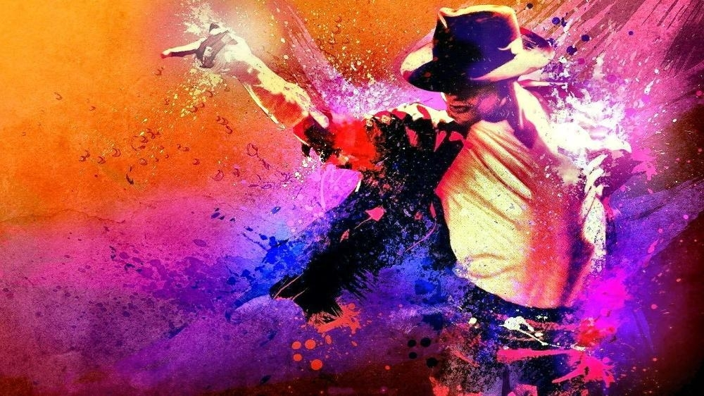 Michael Jackson Canvas Poster Print 24X36 Inch Art Silk Poster Throughout Michael Jackson Canvas Wall Art (Image 12 of 15)