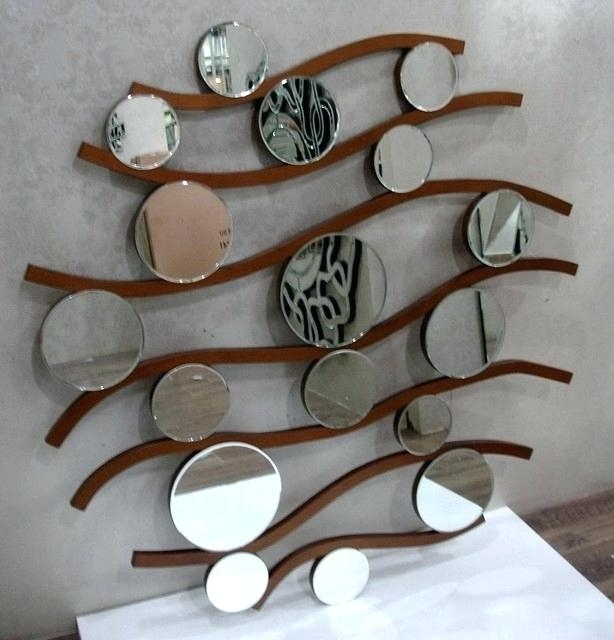 Mirror Wall Decorations Beautiful Design Mirrors And Wall Decor With Regard To Mirrors Wall Accents (Image 9 of 15)