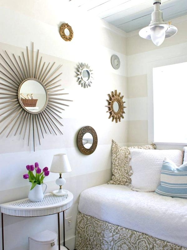 Mirrors For Wall Decor Inspirati Mirrors Wall Decorations Antique Within Mirrors Wall Accents (Image 10 of 15)