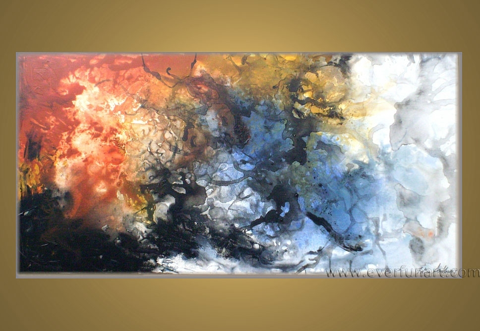 Modern Abstract Art Oil Painting Canvas – Dma Homes | #87071 Intended For Modern Abstract Wall Art Painting (View 12 of 15)