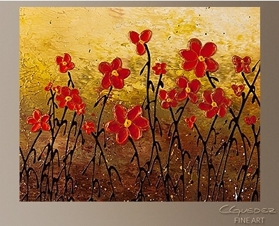 Modern Abstract Art Painting For Sale Where Happiness Grows Throughout Happiness Abstract Wall Art (View 6 of 15)