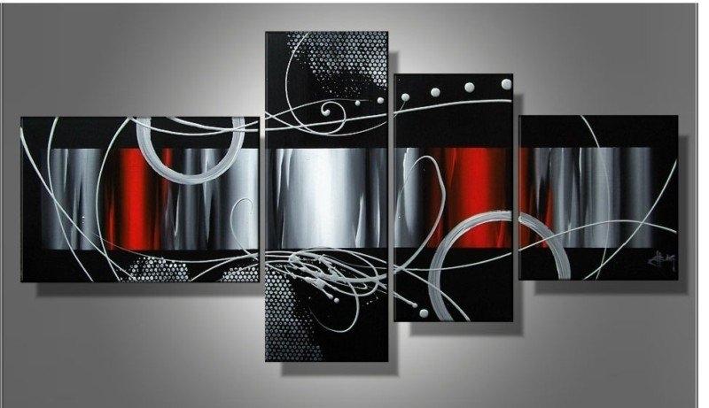 Modern Art Prints Framed | Ihsanudin Throughout Contemporary Framed Art Prints (Image 7 of 15)