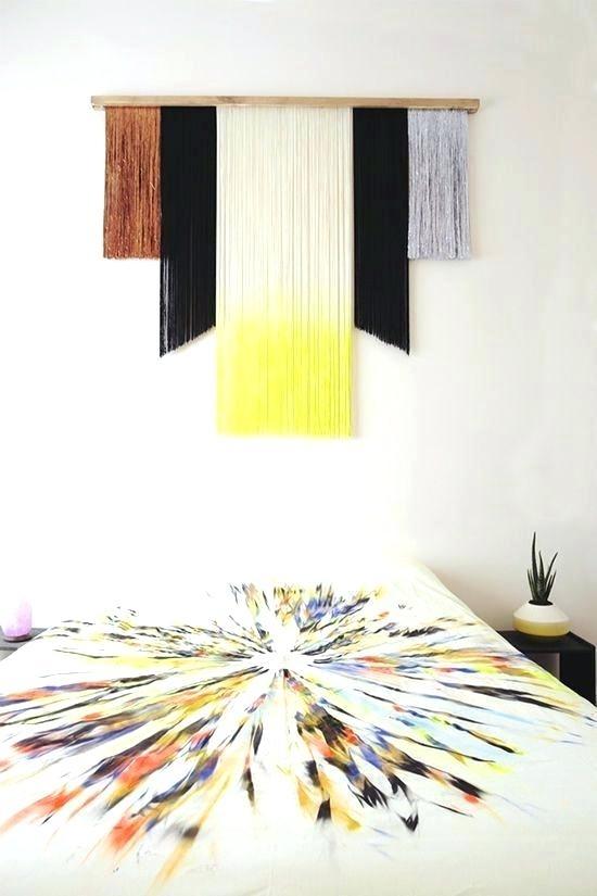 Modern Fabric Wall Art – Cityofhope (Image 7 of 15)