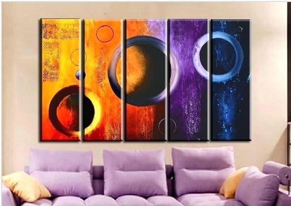 Modern Fabric Wall Art Color Your Life Top Quality Modern Abstract With Large Modern Fabric Wall Art (View 7 of 15)