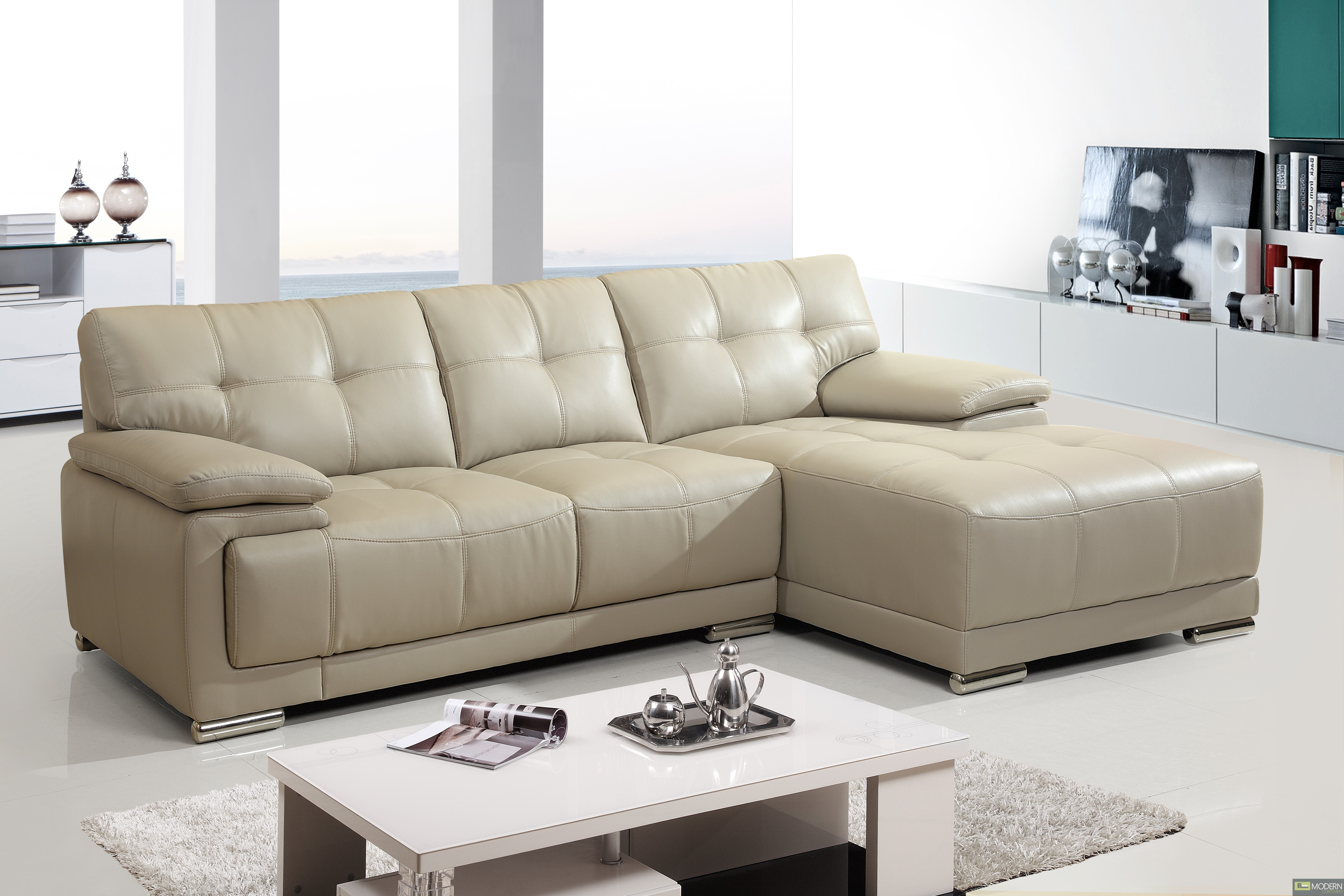 Modern Sectional Sofas Ontario Remarkable S8864 Cloud Living Room For Ontario Sectional Sofas (Image 9 of 10)