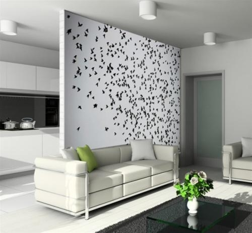 Modern Wall Decorations – Crimson Waterpolo Inside Modern Wall Accents (View 2 of 15)