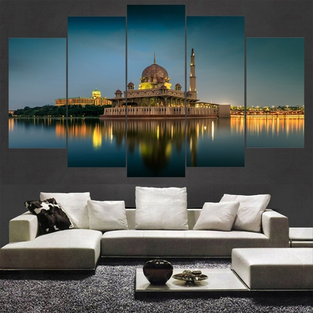 Modern Wall Frame Art Canvas Prints Canvas 5 Panel Malaysia In Malaysia Canvas Wall Art (View 13 of 15)