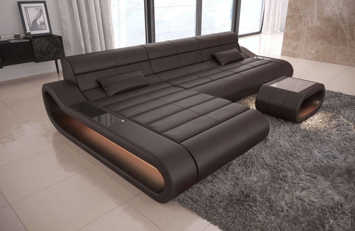 Modular Sectional Sofa Concept L Long – Leather Sectional Sofas Throughout Luxury Sectional Sofas (View 2 of 10)