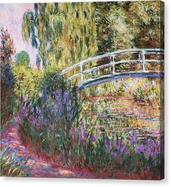Monet Canvas Prints | Fine Art America For Monet Canvas Wall Art (Image 10 of 15)