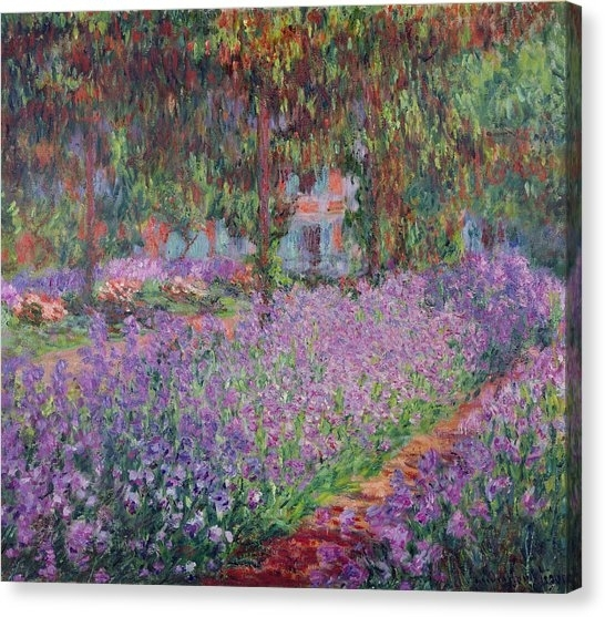 Monet Canvas Prints | Fine Art America Within Monet Canvas Wall Art (Image 12 of 15)