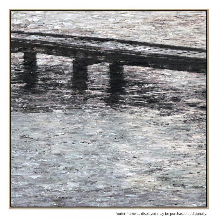 Mono Mandurah | United Interiors | Buy Australian Made Canvas Prints Inside Mandurah Canvas Wall Art (Image 14 of 15)