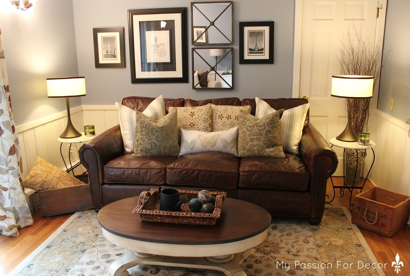 My Passion For Decor: Our New Addition! With Regard To Restoration Hardware Sectional Sofas (Image 5 of 10)