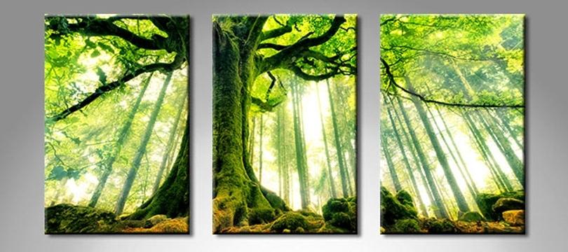 Nature Canvas Wall Art | Himalayantrexplorers With Nature Canvas Wall Art (Image 9 of 15)