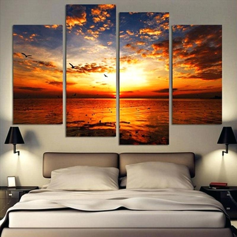 Nature Canvas Wall Art Nature Canvas Wall Art Abstract Nature Pertaining To Abstract Nature Canvas Wall Art (View 7 of 15)