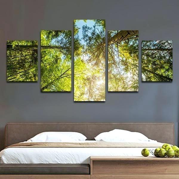 Nature Canvas Wall Art Nature Canvas Wall Art Abstract Nature Regarding Abstract Nature Canvas Wall Art (Image 7 of 15)