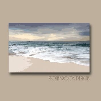 Featured Photo of Abstract Nautical Wall Art