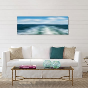 Nautical Wall Art, Canvas Triptych 3 From Katherine Gendreau Pertaining To Abstract Nautical Wall Art (View 5 of 15)