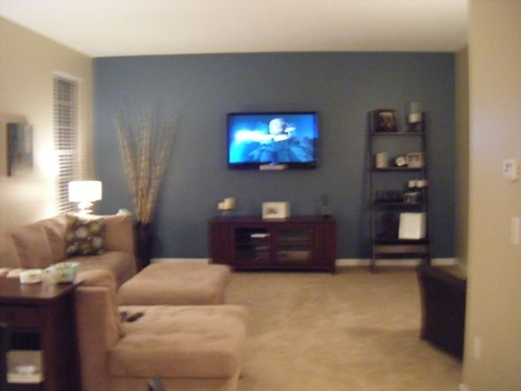 Need A Good Tan/beige To Go With Teal Accent Wall – Home With Wall Accents For Beige Room (View 3 of 15)
