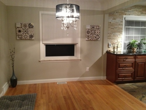 Need Help With Accent Wall Color Regarding Wall Accents For Revere Pewter (View 5 of 15)