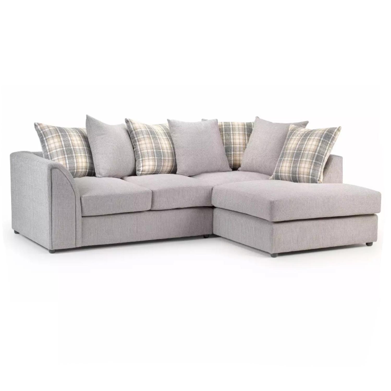 Design Your Own Corner Sofa Bed: 2019 Latest Fabric Corner Sofas