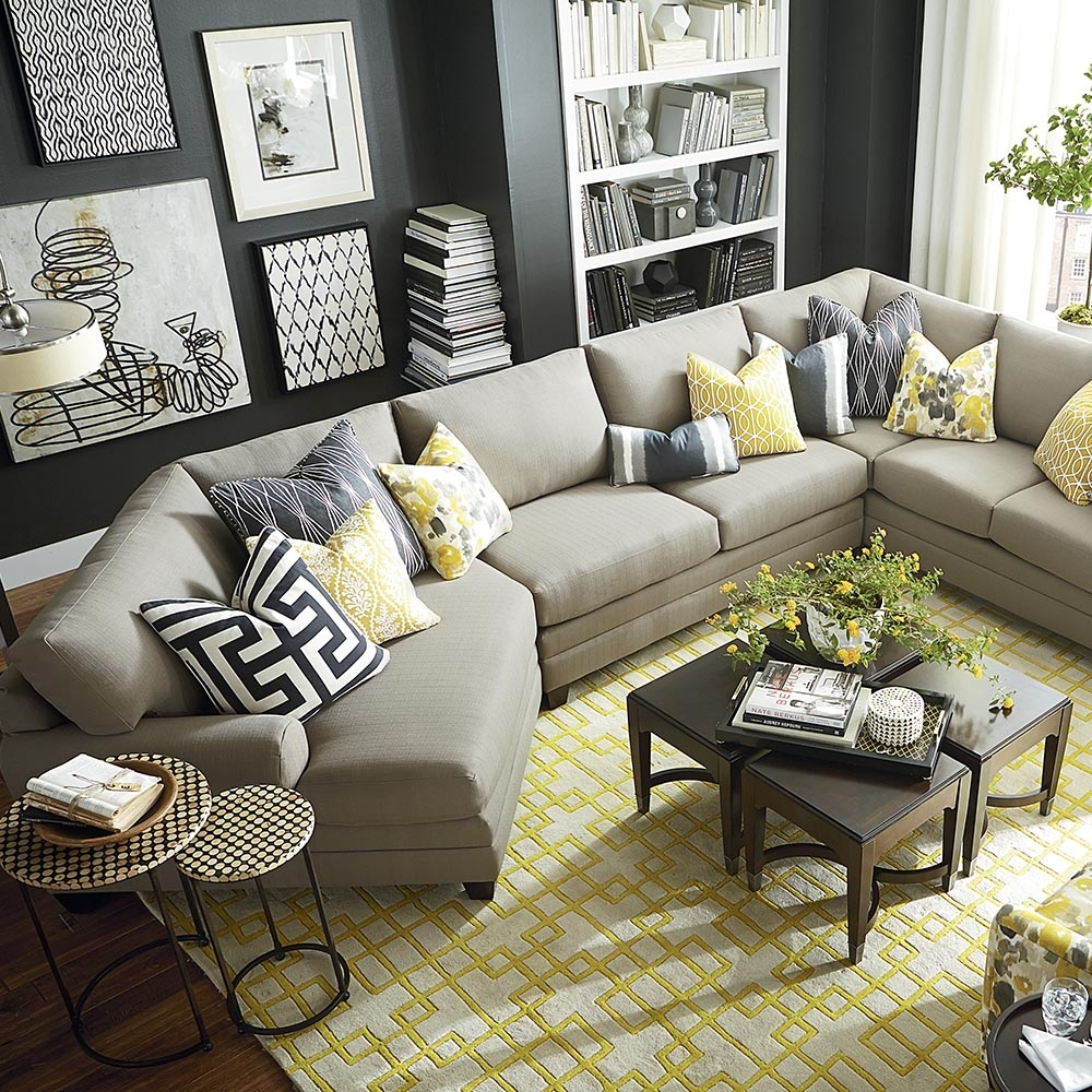 New Cuddler Sectional Sofa 92 Modern Sofa Ideas With Cuddler With Regard To Sectional Sofas With Cuddler (View 7 of 10)
