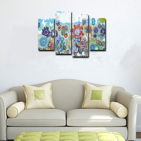New Fashion Design For Canvas Prints Canvas Wall Art Flower For Leadgate Canvas Wall Art (Image 9 of 15)